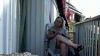 Motherinlaw One Ride Instead of Another Milena Kleinova