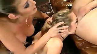 Long BDSM session with sex slave